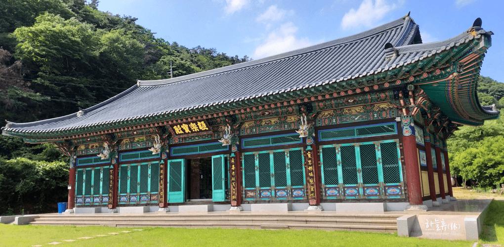 석장사추모관(대구·울산·경산 납골당)